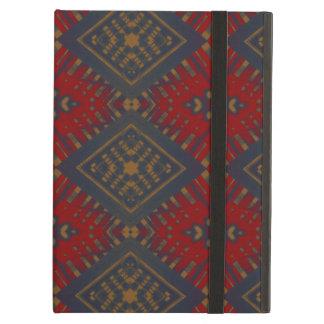 Tribal Tracks iPad Folio Case