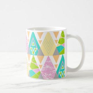 Tribal Triangles Mug