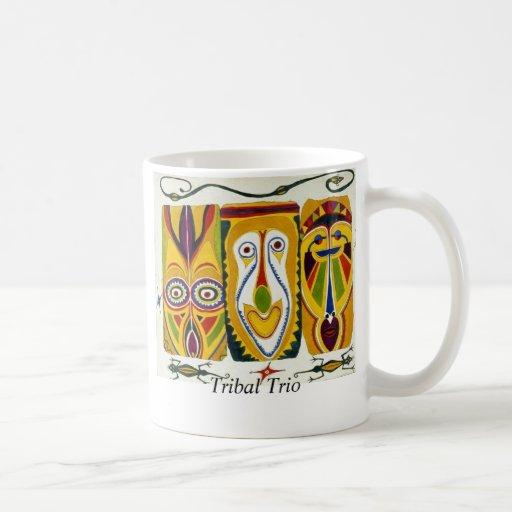 Tribal Trio, Tribal Trio Mug