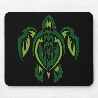 Tribal Turtle Mouse Mat
