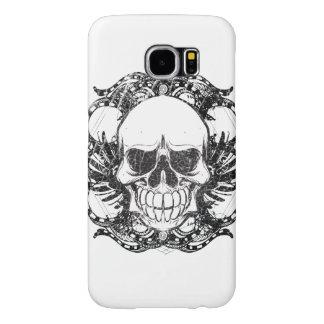 Tribal Urban skull Samsung Galaxy S6 Cases