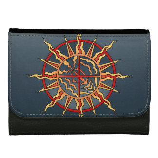 Tribal Wallet Custom Native Spirit Art Wallet