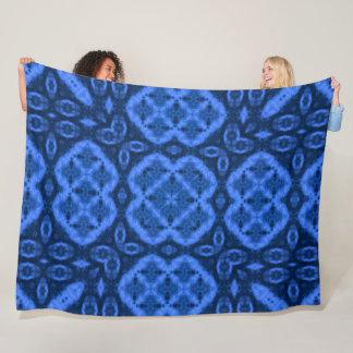 Tribal Water Spirits Plush Mandala Medicine Quilt Fleece Blanket
