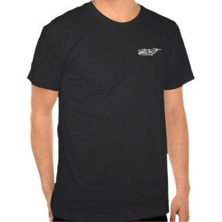 Tribal Whale Tattoo 3 Tee Shirt
