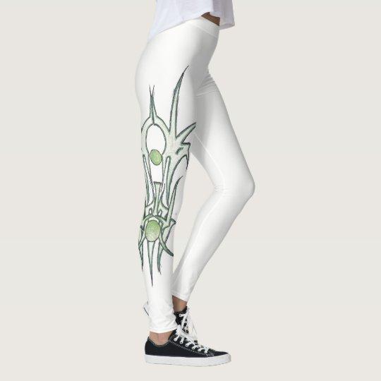 tribal whut?!? leggings