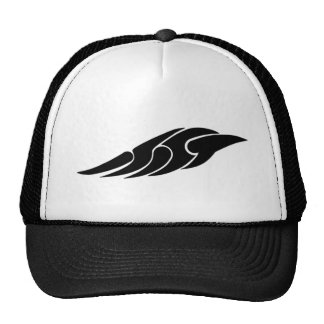 Tribal wing cap