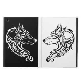 Tribal Wolf 1 Case For iPad Air