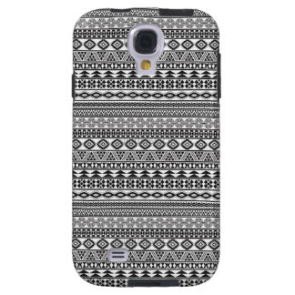 Tribalism Custom Tribal Geometric Pattern Galaxy S4 Case