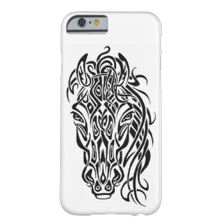 Tribalized Horse Barely There iPhone 6 Case