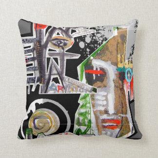 tribe mask cushion