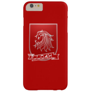 Tribe Of Judah Crest Red iPhone 6/6s Plus Case
