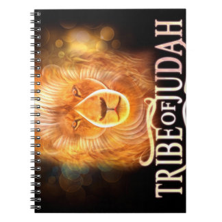 Tribe of Judah Notebook