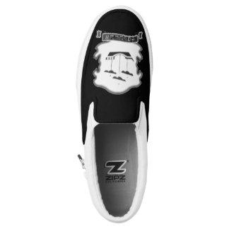 Tribe Of Zebulun Custom Zipz Slip On Sneakers