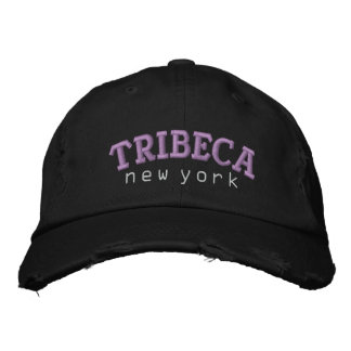 Tribeca New York Embroidered Hat
