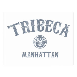 TriBeCa Post Cards