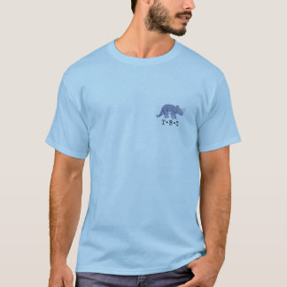 TriBEERatops Dictionary T T-Shirt