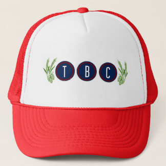 TriBEERatops Logo Trucker Hat