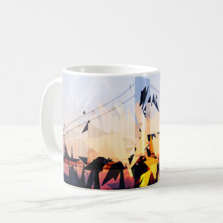 TriBridge Coffee Mug