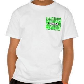 Tribute Square Sister Lymphoma Tshirt
