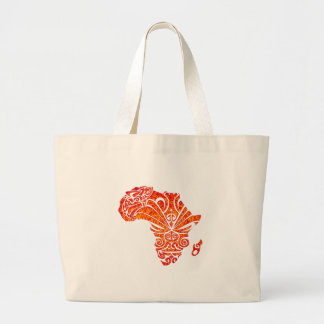 TRIBUTE TO AFRICA CANVAS BAGS