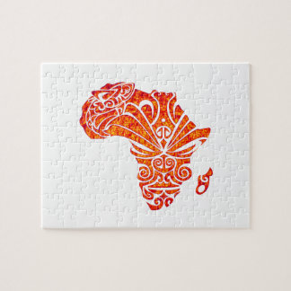 TRIBUTE TO AFRICA JIGSAW PUZZLE