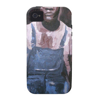 Tribute to Michael Clarke Duncan iPhone 4/4S Case