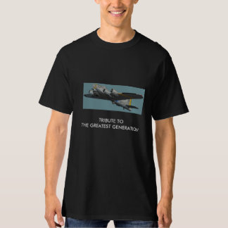 Tribute To The Greatest Generation T-shirt