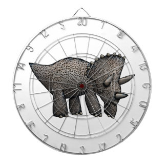 Triceratops! Dartboard