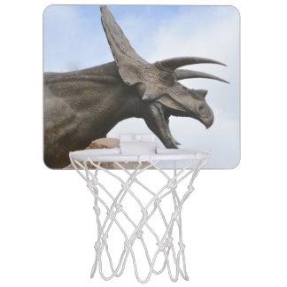 Triceratops Dinosaur Mini Basketball Hoop