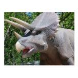 Triceratops/Dinosaurs Postcards