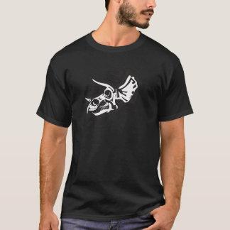 Triceratops Fossil Skull T-Shirt