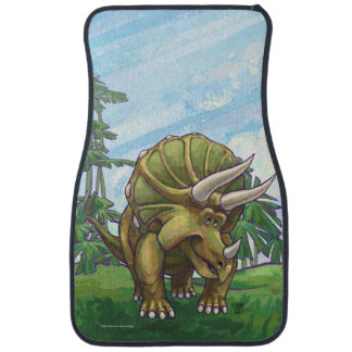 Triceratops Gifts & Accessories Car Mat
