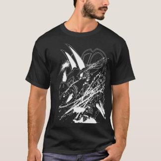 Triceratops T-shirt design