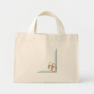 Trick Dolphins Tote Bag