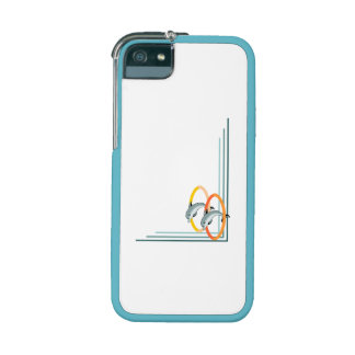 Trick Dolphins Case For iPhone 5