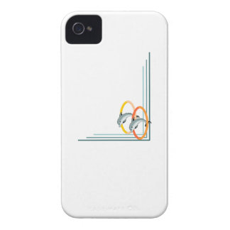 Trick Dolphins Case-Mate iPhone 4 Case