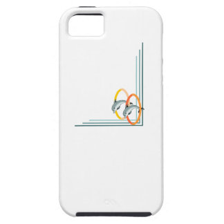 Trick Dolphins iPhone 5/5S Cover