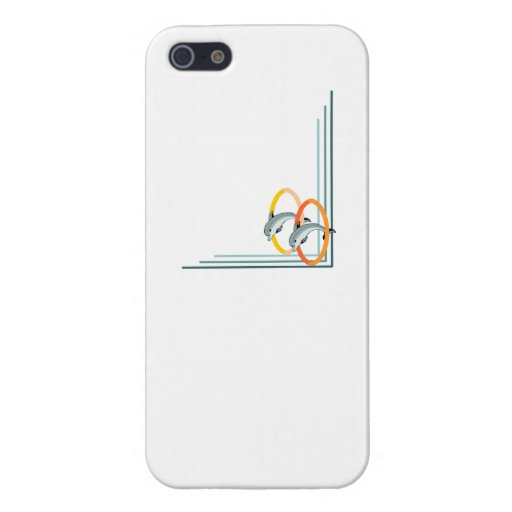 Trick Dolphins Cases For iPhone 5