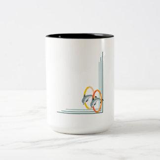 Trick Dolphins Mug