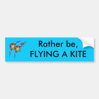Trick-kites, Bumper Sticker