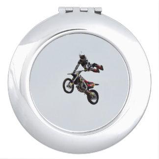 Trick Motocross Vanity Mirrors