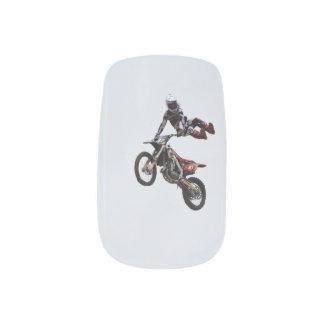 Trick Motocross Minx ® Nail Wraps