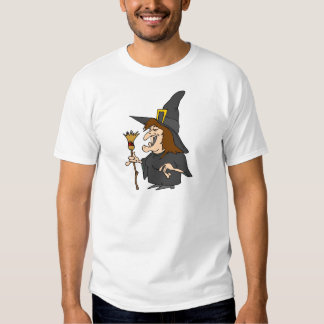 Trick or treat at Halloween T-shirts