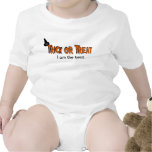 Trick or Treat Baby Bodysuits