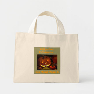 Trick or Treat bag for sweets