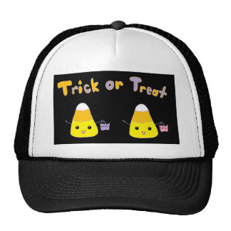 Trick or Treat Candy Corn Hat