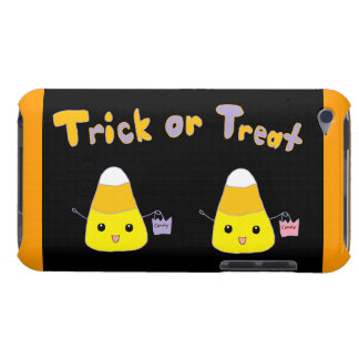 Trick or Treat Candy Corn Barely There iPod Cover