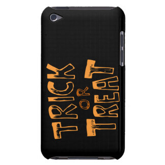 Trick Or Treat iPod Touch Cases