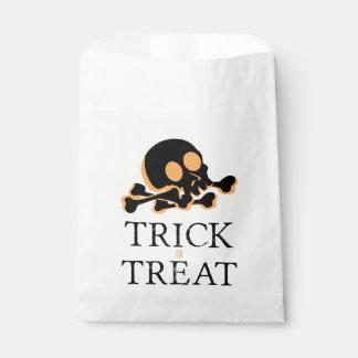 Trick or Treat Favor Bag