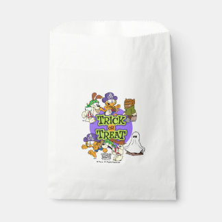 Trick-or-Treat Favour Bags